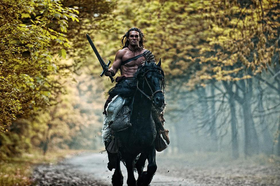Conan the Barbarian 3D Photos + Posters