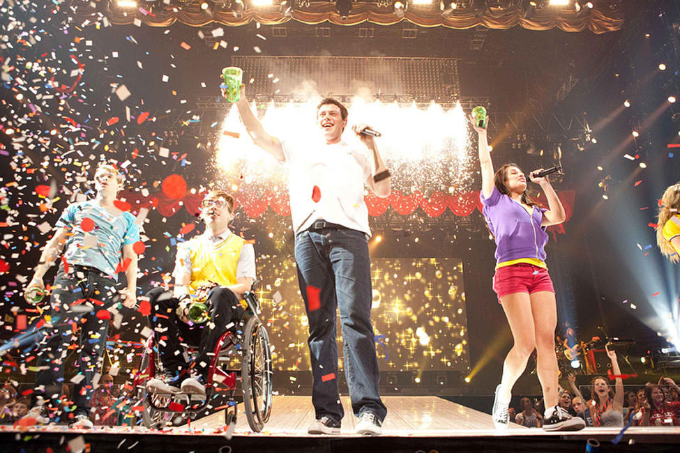 Glee the Concert Movie Photos + Posters