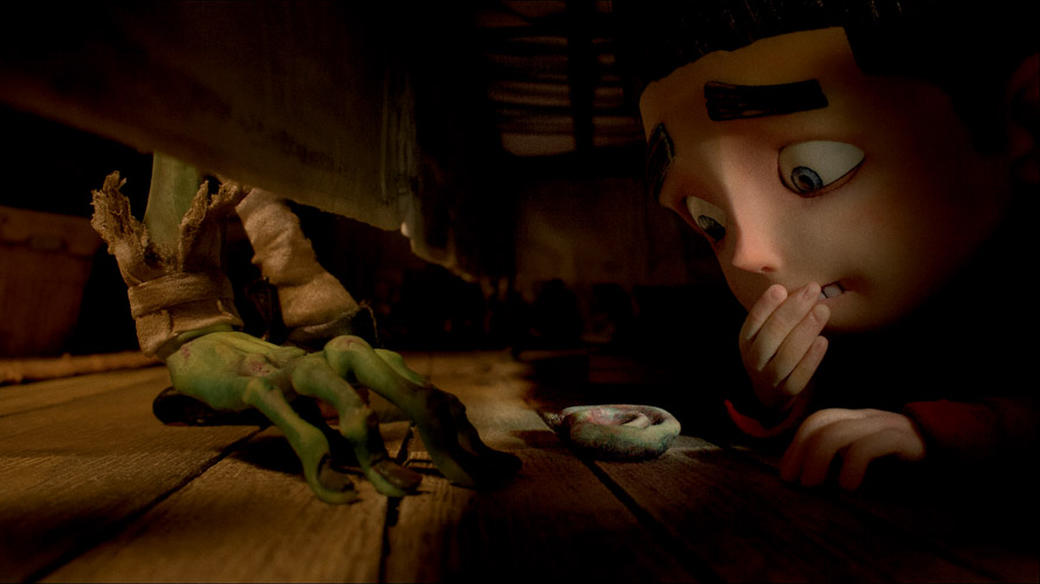 ParaNorman Photos + Posters