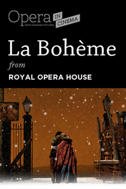 Royal Opera House - La Boheme Photos + Posters