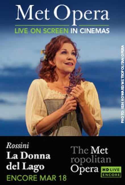 The Metropolitan Opera: La Donna del Lago Encore Photos + Posters