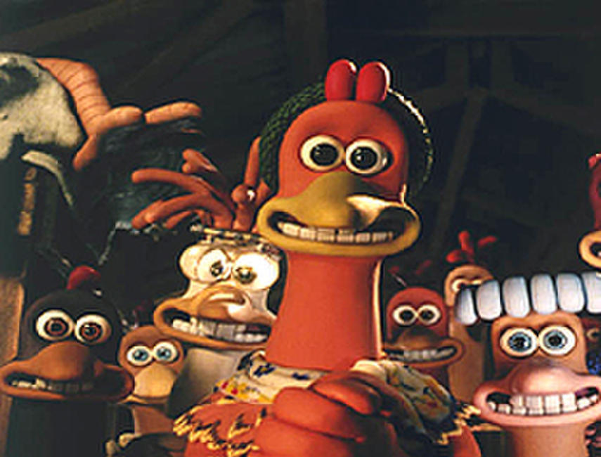 Chicken Run Photos + Posters