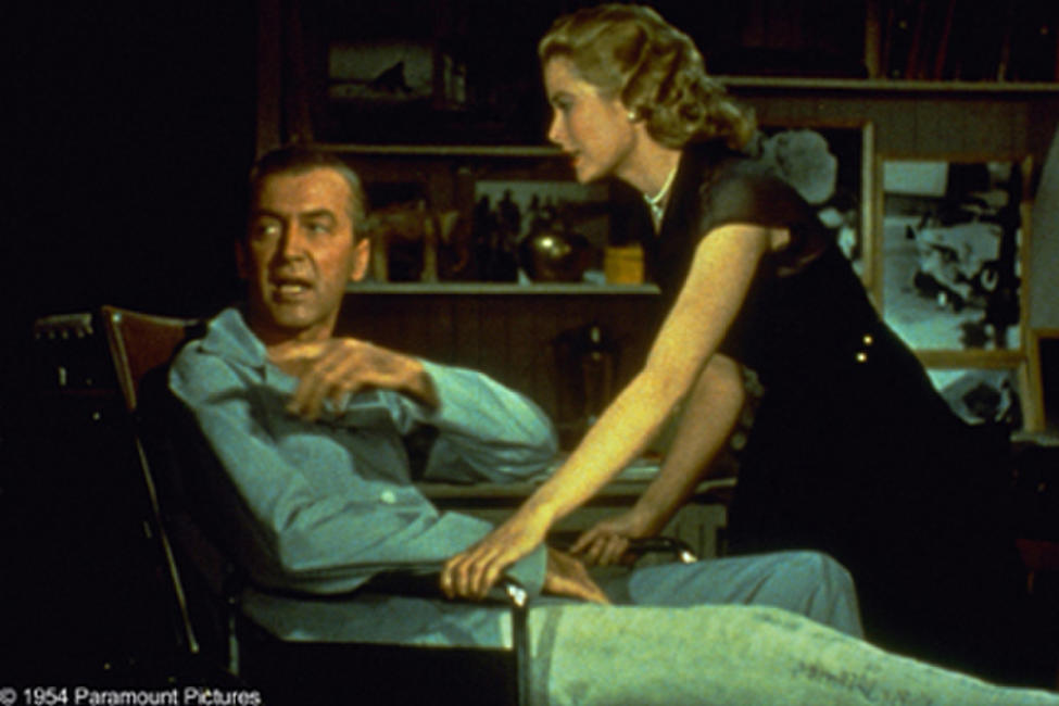 Rear Window Photos + Posters