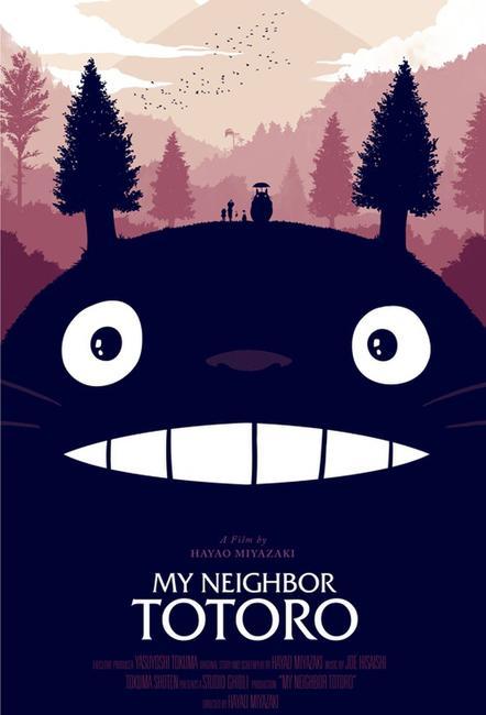 My Neighbor Totoro Photos + Posters
