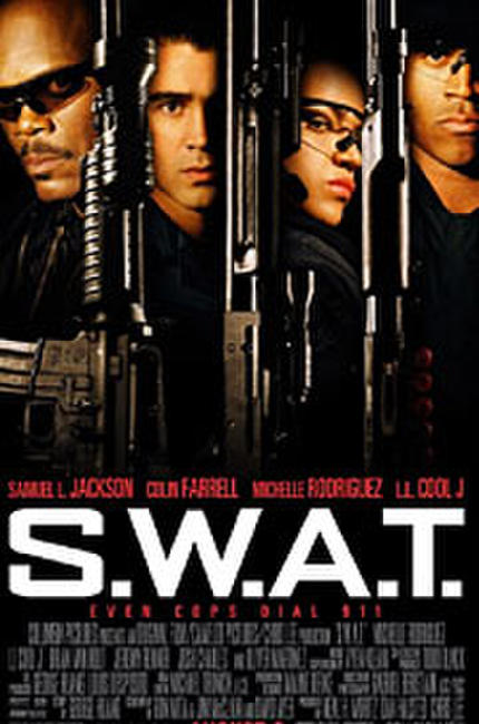 S.W.A.T. Photos + Posters