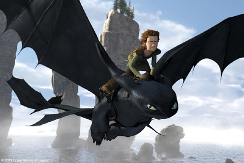 How to Train Your Dragon 3D Photos + Posters