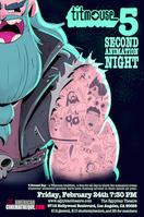 Titmouse 5 Second Animation Night