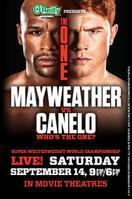 The One: Mayweather vs. Canelo