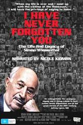 I Have Never Forgotten You: The Life & Legacy of Wiesenthal showtimes and tickets