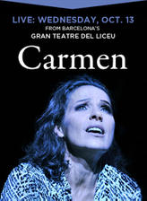 Opera in Cinema: Carmen showtimes and tickets