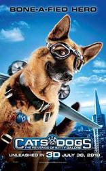 Cats & Dogs: The Revenge of Kitty Galore 3D showtimes and tickets
