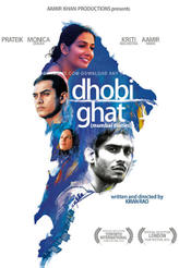 Dhobi Ghat (Mumbai Diaries) showtimes and tickets