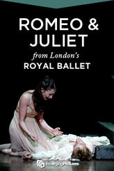 Romeo And Juliet - Royal Ballet LIVE showtimes and tickets