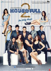 Housefull 2 showtimes and tickets