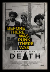 A Band Called Death showtimes and tickets