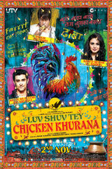 Luv Shuv Tey Chicken Khurana showtimes and tickets