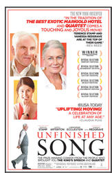 Unfinished Song (Song for Marion) showtimes and tickets