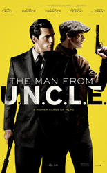 The Man From U.N.C.L.E. showtimes and tickets