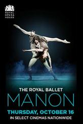 Royal Ballet: Manon showtimes and tickets