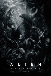 Alien: Covenant showtimes and tickets