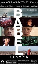 Babel showtimes and tickets
