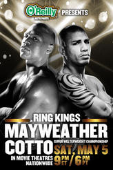 Ring Kings Live: Mayweather vs. Cotto showtimes and tickets