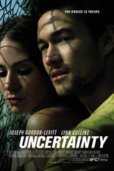Uncertainty showtimes and tickets