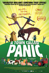 A Town Called Panic showtimes and tickets