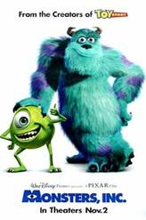 Monsters, Inc. showtimes and tickets