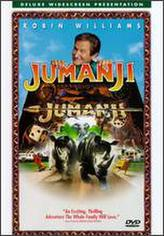 Jumanji (1995) showtimes and tickets