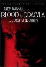 Blood for Dracula showtimes and tickets
