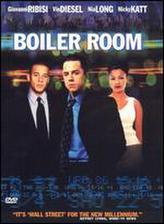Boiler Room showtimes and tickets