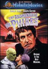 The Abominable Dr. Phibes showtimes and tickets
