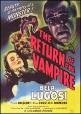 The Return of the Vampire showtimes and tickets