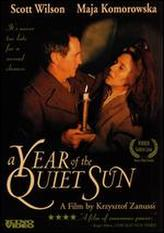 A Year of the Quiet Sun showtimes and tickets