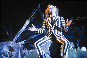 'Beetlejuice' and the Craziest Fashions in Horror Movies
