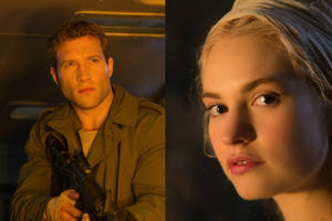 News Briefs: Jai Courtney Joining Lily James in 'Kaiser's Last Kiss'; Watch First 'Alvin and the Chipmunks: The Road Chip' Trailer