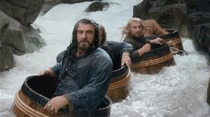 'The Hobbit: The Desolation of Smaug' One Big Scene: The Barrel Battle