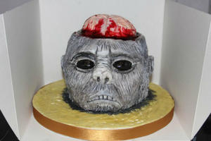 Horror Cakes: Monkey Brains and 'Hellraiser'