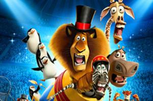 Exclusive: 'Madagascar 3 RealD 3D' Poster Premiere!