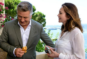 Exclusive Clip: Diane Lane and Alec Baldwin Drift Apart in 'Paris Can Wait'