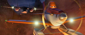 Trailer: Dusty Returns to Fight Forest Fires in Disney Sequel 'Planes: Fire & Rescue'