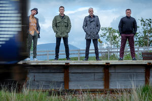 Exclusive Clip: An Awkward Reunion in 'T2 Trainspotting'
