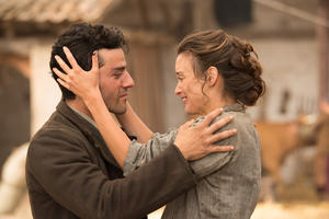 Exclusive Clip: Oscar Isaac Avoids the Military in 'The Promise'