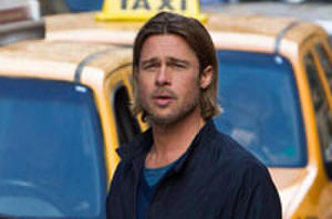 Exclusive: Brad Pitt in Five New Pics from 'World War Z'
