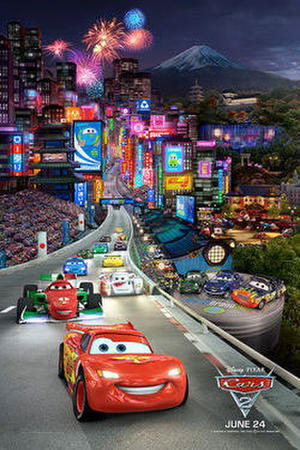 Cars 2 Character Guide