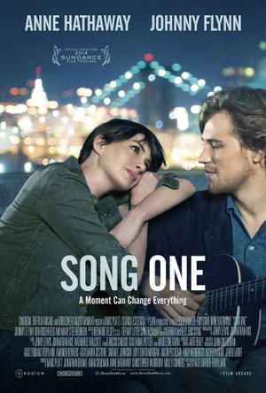 """Poster art for """"Song One."""""""