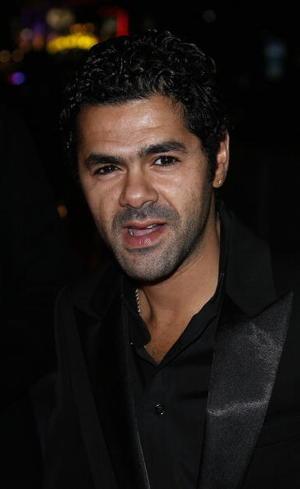 """Angel-A"" star Jamel Debbouze at the 32nd Cesars film awards in Paris."