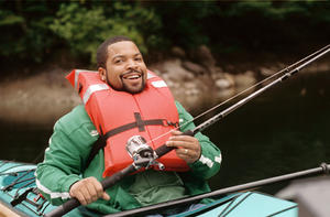 "Ice Cube in ""Are We Done Yet?"""