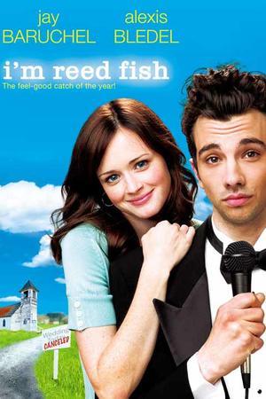 """I'm Reed Fish"" poster art"